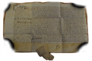 1609 Release of Land to Sr Rowland Lytton | Woolmer Green Parish Council