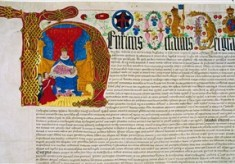 Grant of the Manor of Codicote, 1545