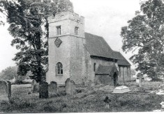 Two Unidentified Churches