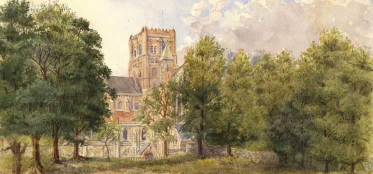 Explore Hertfordshire's history
