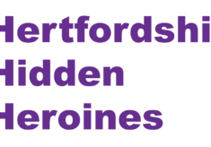 Herts Hidden Heroines Project