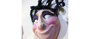 Dolly Shepherd Mask by Joanna