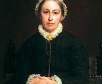 Emily Davies, Suffragette & Founder of Britain's First Women's College.