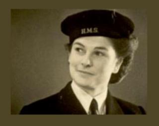 Gwendoline Page | Copyright Bletchley Park Trust