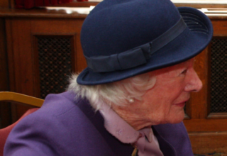 Gwendoline Page (Older) | Bletchley Park Trust
