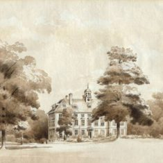 'Tyttenhanger Park, Ridge' by Selwin (ref. CV/RID/2) | Hertfordshire Archives & Local Studies