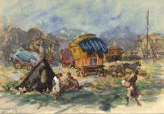 Schooldays in 1917