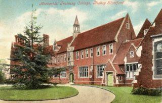 Hockerill College as a teacher training institution