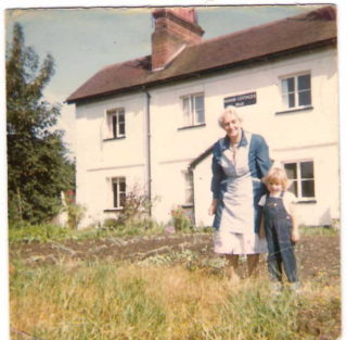 Queenie,  at 2 Manor Cottages, Willian