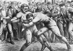 Colney Heath and St Albans - Victorian Fight Clubs