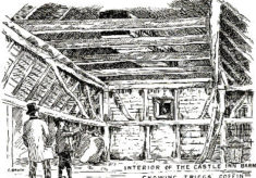 Henry Trigg's House - Buried in the Roof