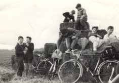 Youth Hostelling trips with Norton S M School, Letchworth in the early 60s