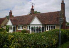 Hoddesdon. Queen Victoria Cottage Homes