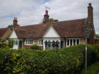 Queen Victoria Cottage Homes. 2016 | Colin Wilson