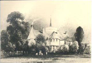 Essendon Church | Hertfordshire Archives & Local Studies