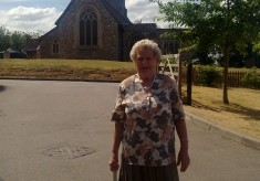 Jean Andrews of St Ippolyts