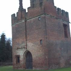 Rye House Gatehouse, showing the