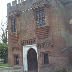 Rye House Gatehouse, from the front | Nicholas Blatchley