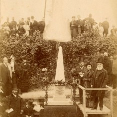 Unveiling the Monument | Hertfordshire Archives and Local Studies