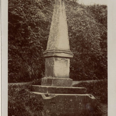 The Old Monument | Hertfordshire Archives and Local Studies
