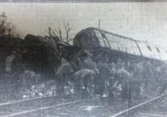 Potters Bar Train crash
