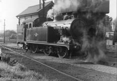 Last train to Buntingford