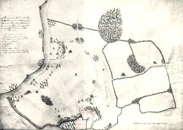 Capability' Brown's design for Youngsbury [DE/A/2845]   Herfordshire Archives and Local Studies