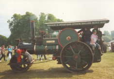 Steam Rally at Great Amwell