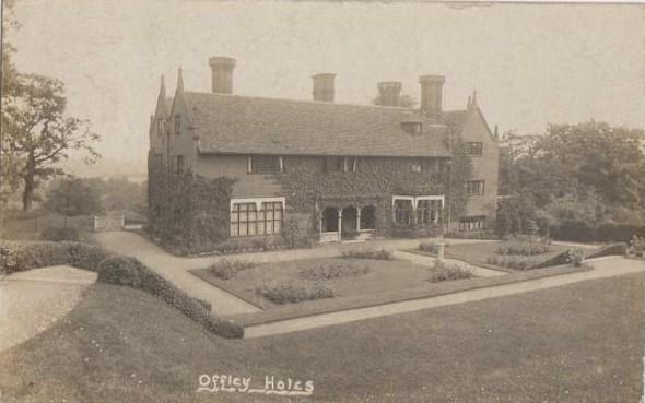 Offley Holes Farm 1916
