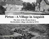 Pirton - a Village in Anguish