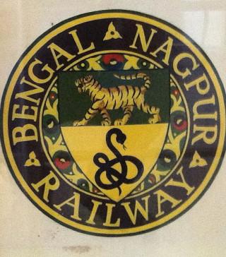 Bengal & Nagpur Railway Logo