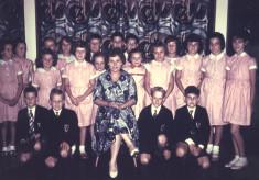Bonnygrove School choir, Cheshunt