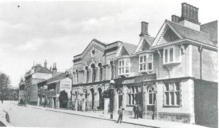 Brand Street, Hitchin | Hertfordshire Archives & Local Studies