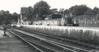 Buntingford Station | Hertfordshire Archives & Local Studies