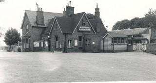 Buntingford Station - Hertfordshire Archives & Local Studies | Hertfordshire Archives & Local Studies