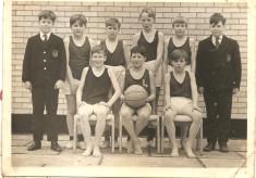 Basketball late 60s