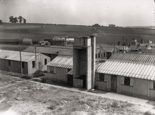 The vacated camp, September 1948 | Eric Brandreth