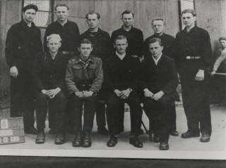 Group of German prisoners | Eric Brandreth