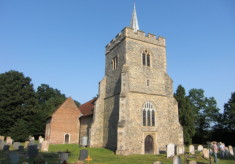 St. James Church, Stanstead Abbotts