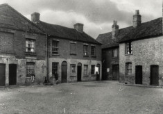 Slum housing in Ware 1850s to 1930s