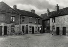 Slum housing in Ware 1850s to 1930s