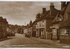 Welwyn - scenes from the village