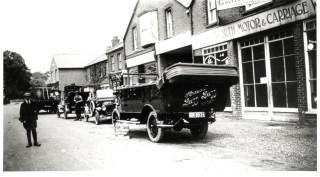 Shops on London Road