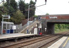 Watton at Stone Railway Station