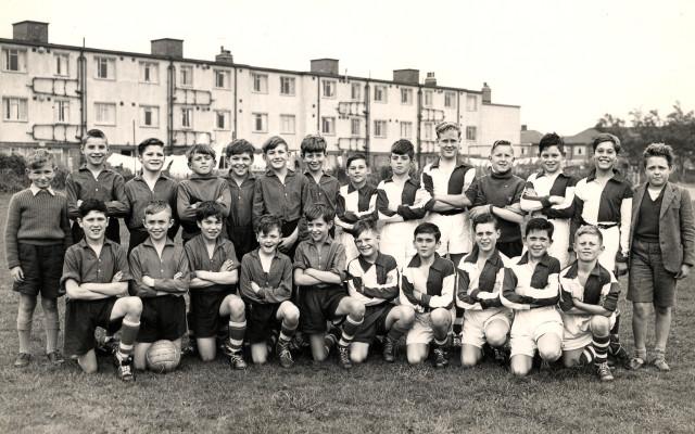 Boys from Dewhurst School, Cheshunt | Irene Woodards