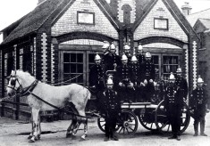 The Royston Fire Brigade
