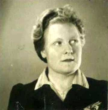 Phyllis Clayden