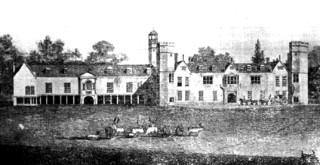 Old Gorhambury House