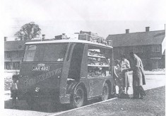 South Oxhey 1947