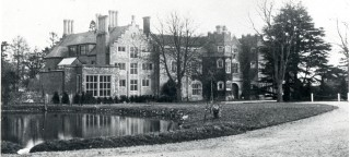 Hadham Hall | Hertfordshire Archives & local Studies